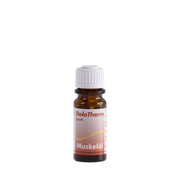 BellaBambi® DoloTherm Muskelöl - 10ml