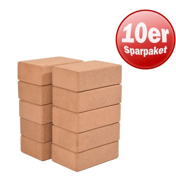 10x OLIVER Korkblock 'Lotau'