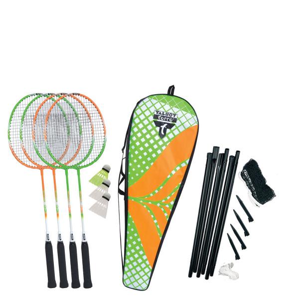 Talbot Torro Badminton Set 4 Attacker Plus