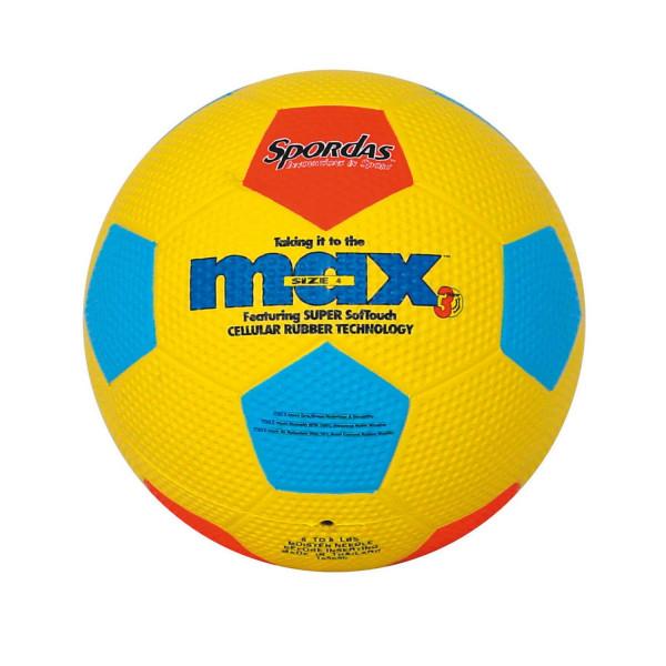 Spordas Super SofTouch Fußball, 2 Größen