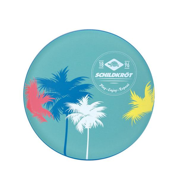 Schildkröt Disc Tropical, 23cm Ø