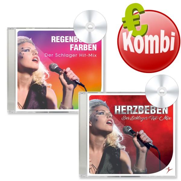Der Schlager-Hit-Mix Regenbogen Farben & Herzbeben