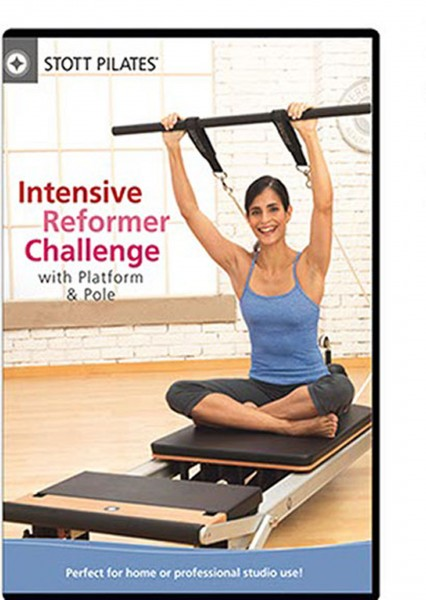 STOTT PILATES® Intensive Reformer Challenge with Platform & Pole