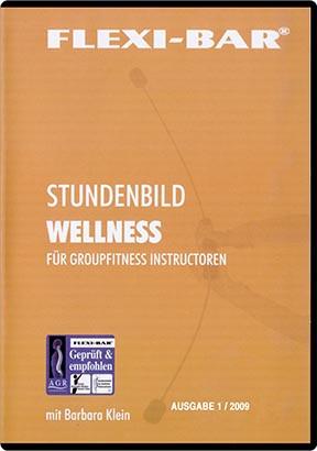 DVD - FLEXI-BAR® Stundenbild Wellness