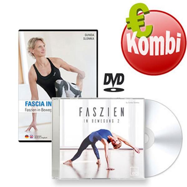 Faszien in Bewegung DVD & CD Vol. 2
