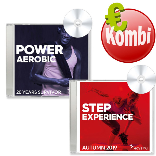 Step Experience Autumn 2019 & Power Aerobic 20 Years Survivor