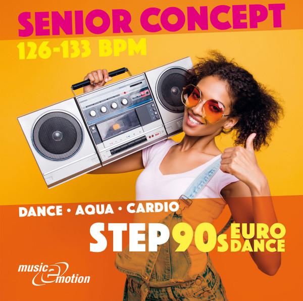 SENIOR CONCEPT Step 90s Eurodance