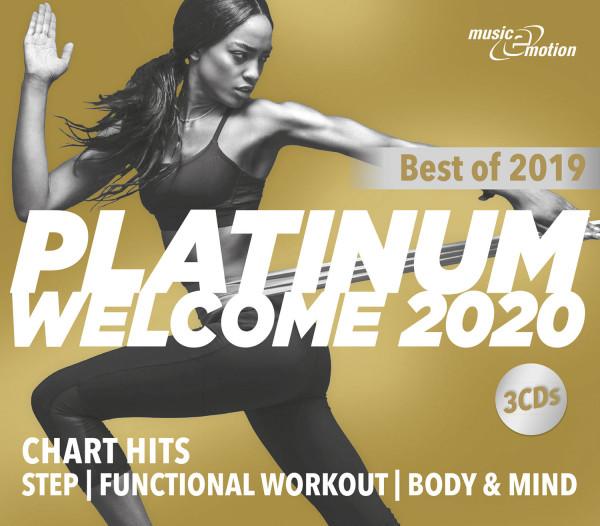 Platinum Welcome 2020 (3 CDs)