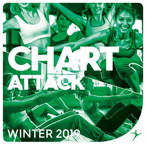 Chart Attack Winter 19 Step/Cardio und Toning