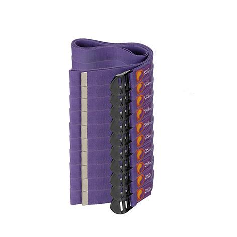 Ako Yoga - Yoga Gurt - 2.50 Meter, 10er Paket