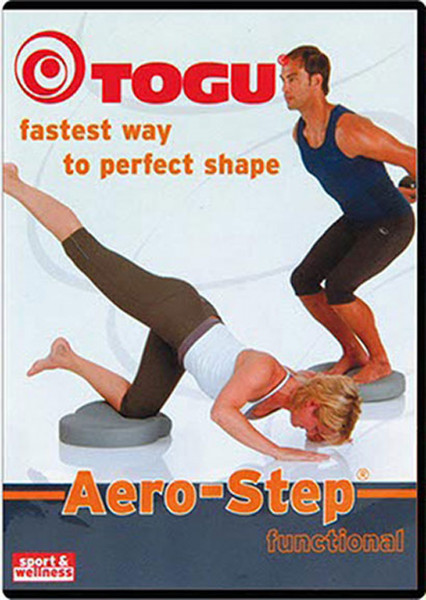 TOGU® - DVD Perfect Shape- Aero-Step functional