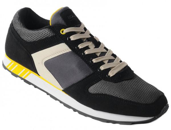Boras - Runner, Sneaker - schwarz/offwhite
